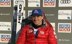 Австриец Майер выиграл скоростной спуск на этапе Кубка мира в Квитфьеле